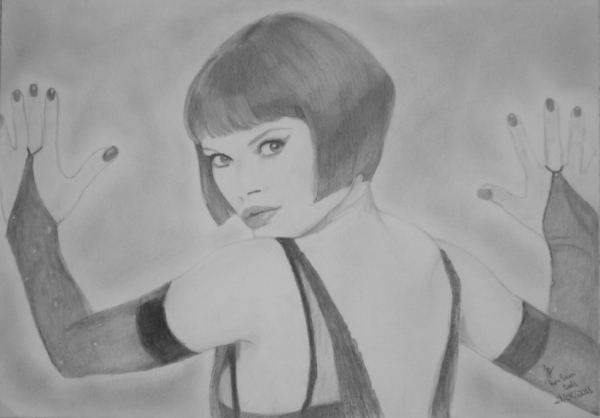Catherine Zeta-Jones by JoyceTirolli